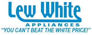 Lew White Appliances Logo
